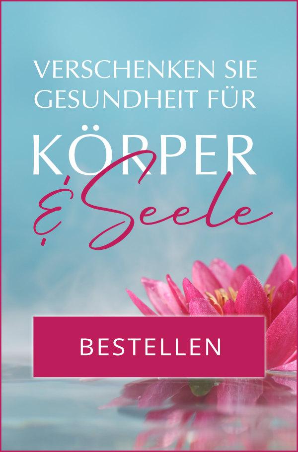 Geschenk Gutschein Irene Bader